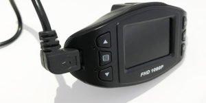 Installation mini camera embarquée - Cable