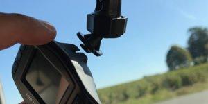 Installation mini caméra embarquée - Bubble