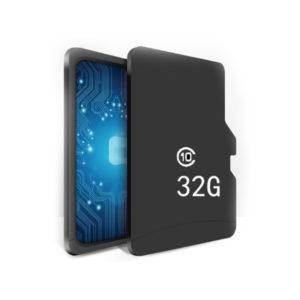 Mobilicam - Carte micro SD 32Go haute vitesse classe 10 - Compatible avec les dashcams - caméras embarquées