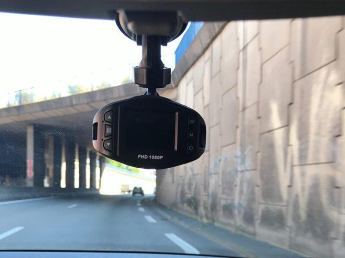 Dashcam Caméra embarquée Bubble - Dashcam Mobilicam