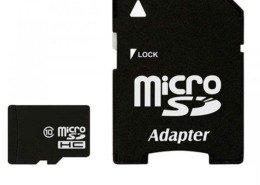 Carte micro SD haute vitesse - Compatible avec les dashcams caméras embarquées Mobilicam