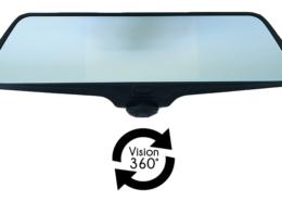 Dashcam Caméra embarquée Rétrocam 360° - Mobilicam
