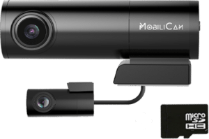 Pack Luxe Dashcam - Caméra Cyclocam - Mobilicam - Dashcam France