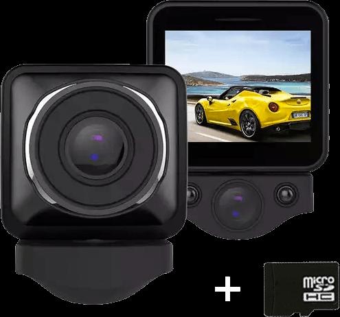 Pack Pro - Caméra embarquée Campro - Dashcam Mobilicam