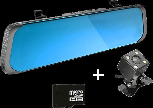 Pack Sécurité - Caméra Rétrovision - Mobilicam